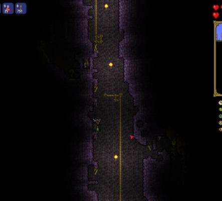 不浄の地下