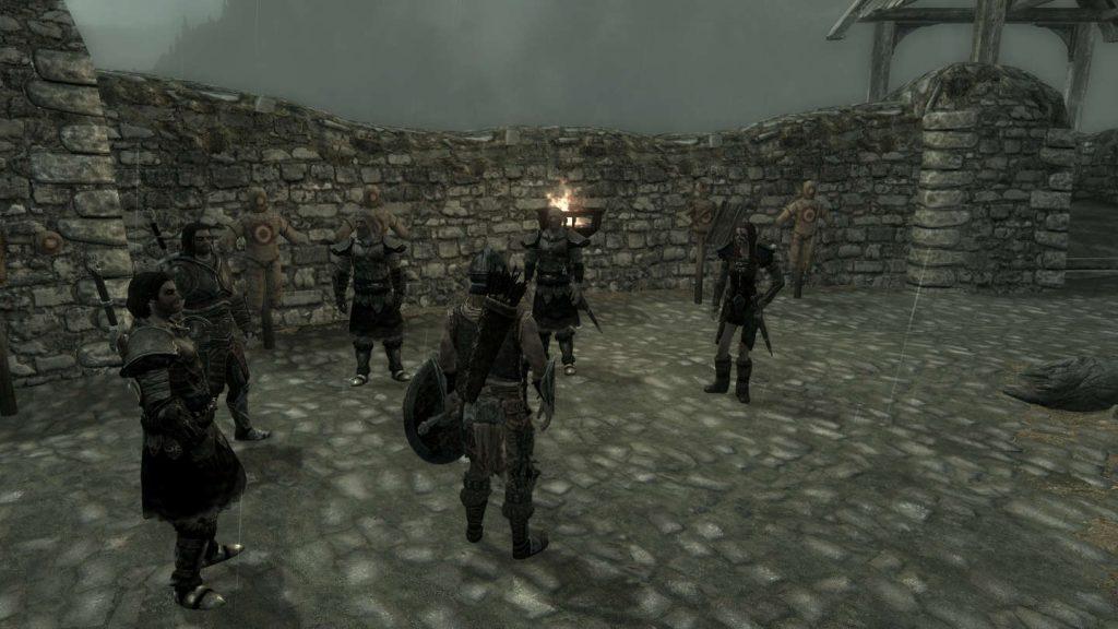 同胞団の集まり