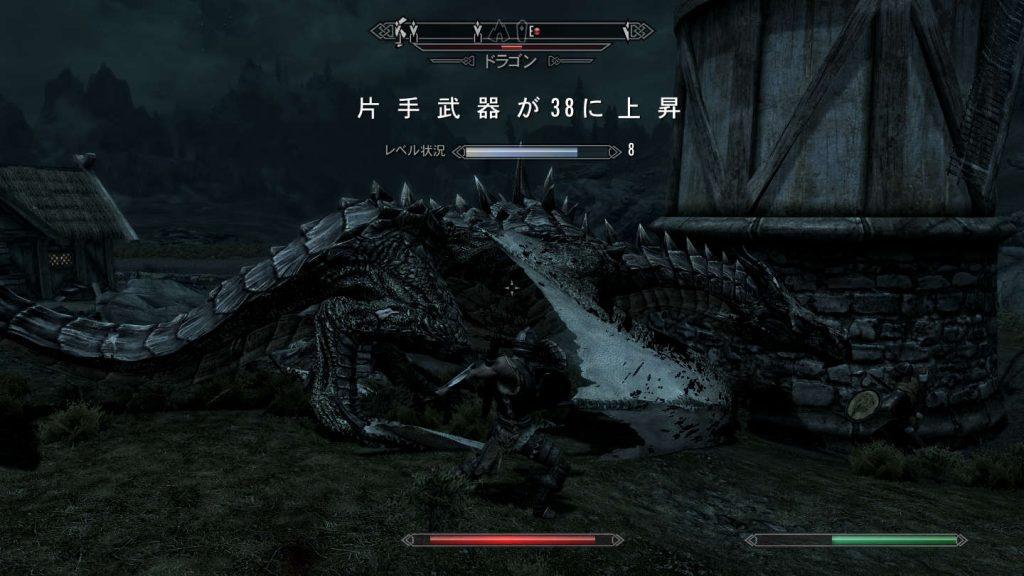 野良ドラゴン