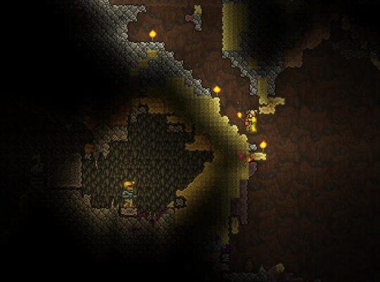 採掘ゾンビ