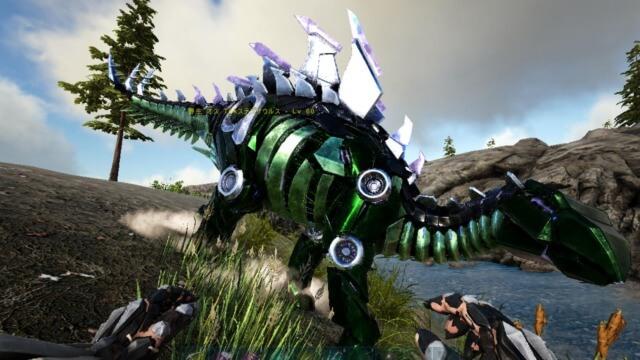 TEKステゴサウルス