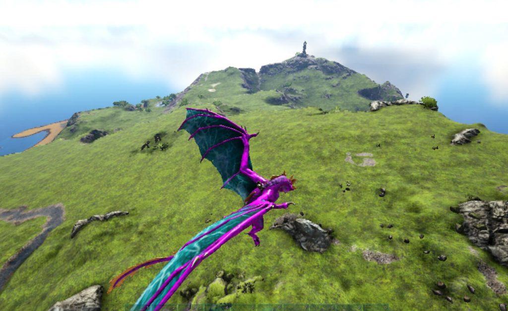 ラグナロクの大草原