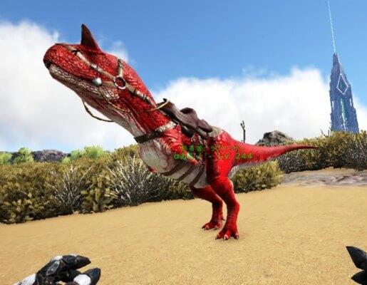 テイム スピノサウルス