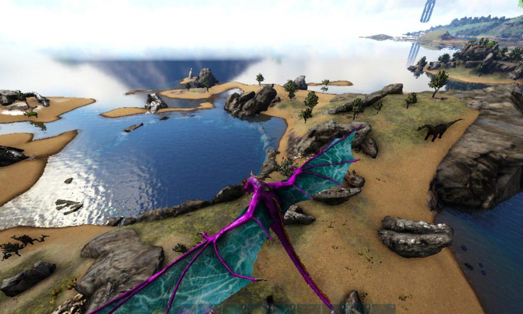 ラグナロクの草食島