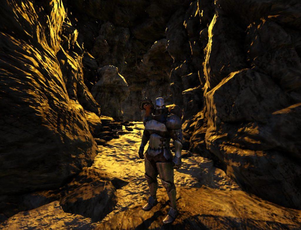 賢者の洞窟入口