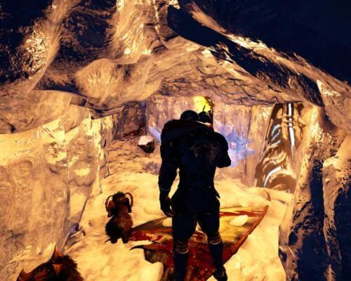 天帝の洞窟最深部