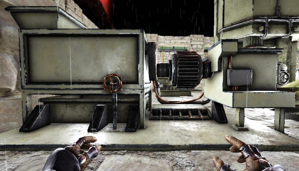 工業用破砕機の設置完了