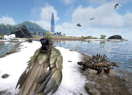 アンキロサウルス発見