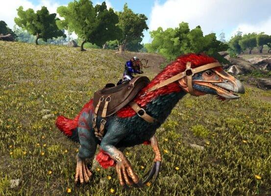テリジノサウルス発見