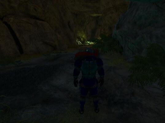 ガンマ値3の画面