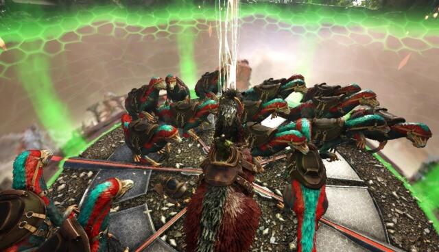ドラゴン戦の準備