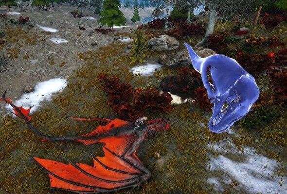 ティラノサウルスゴースト