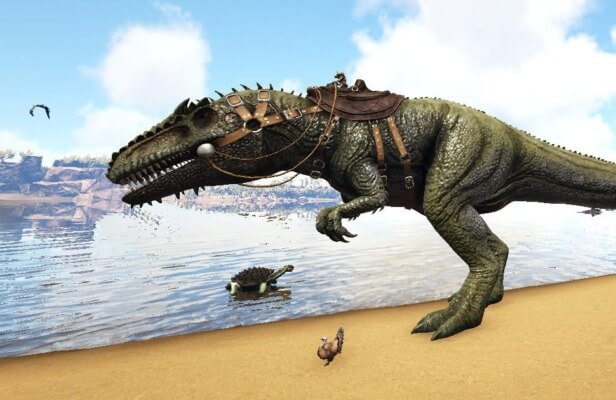 ギガノトサウルス
