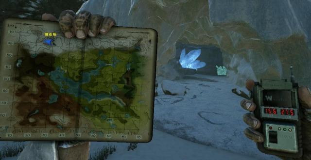 狡猾のアーティファクトの洞穴