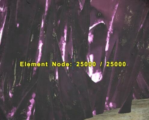 エレメントノードの耐久値