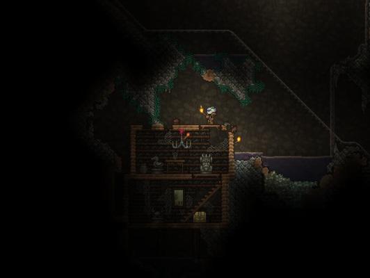 金色の箱発見