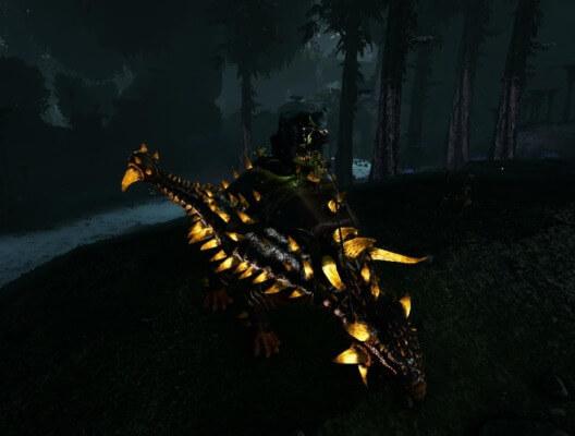 アンキロサウルス変種
