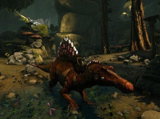 スピノサウルス変種