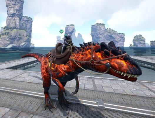 Xアロサウルス