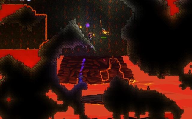 地下世界の入口