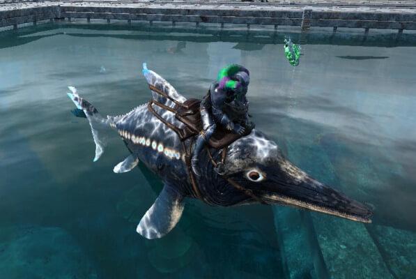 Xイクチオサウルス