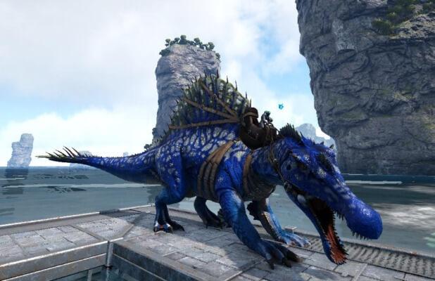 Xスピノサウルス