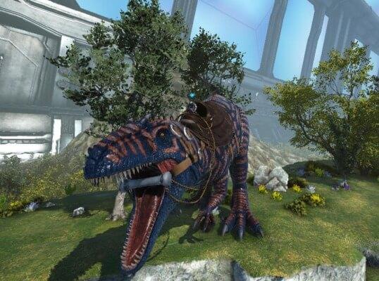 Rギガノトサウルス